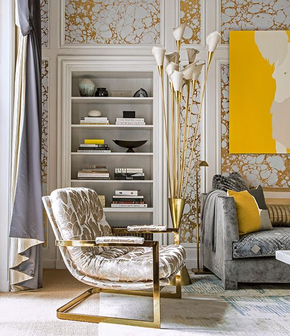 10 fashionable spaces by anna wintour 39 s interior designers design new york and design firms Interior design firms in new york city