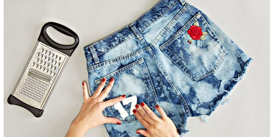 13 denim hacks every girl needs to know