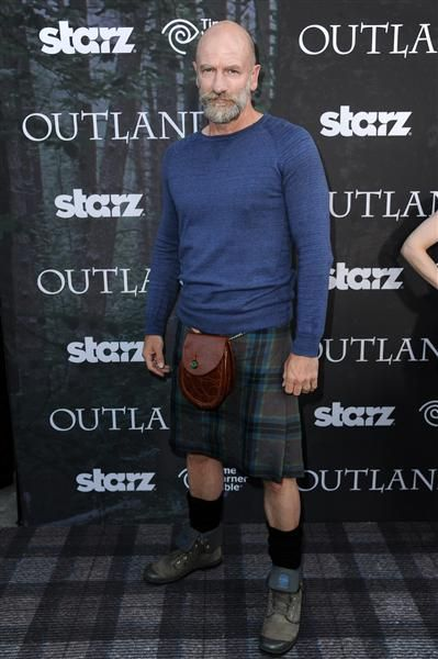 Fabulous pic of Graham/Dougal.  Such an alpha male presence.