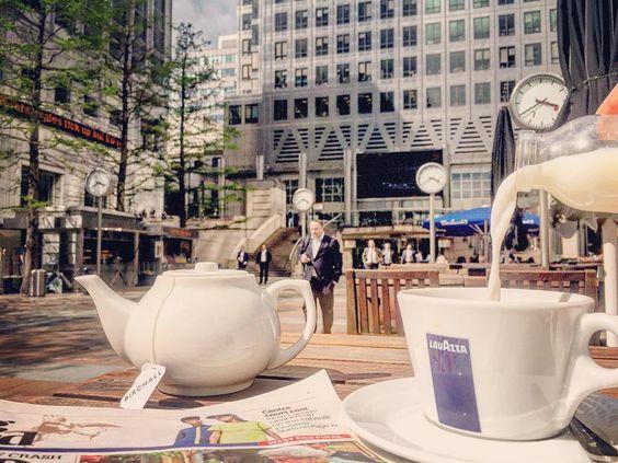 Tea time by pechen_nancy
