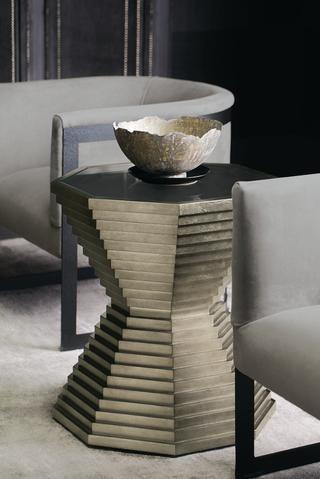Mosaic End Table Bernhardt Furniture With Images Bernhardt