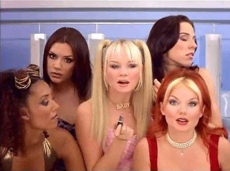 Spice World! 90s nostalgia