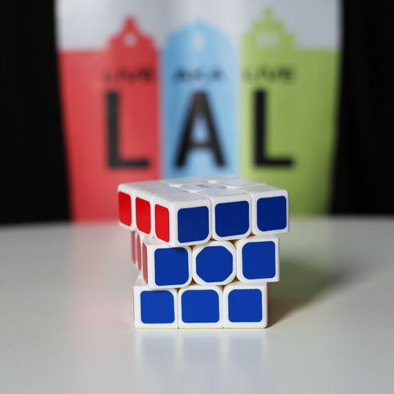 Устройство кубика Рубика