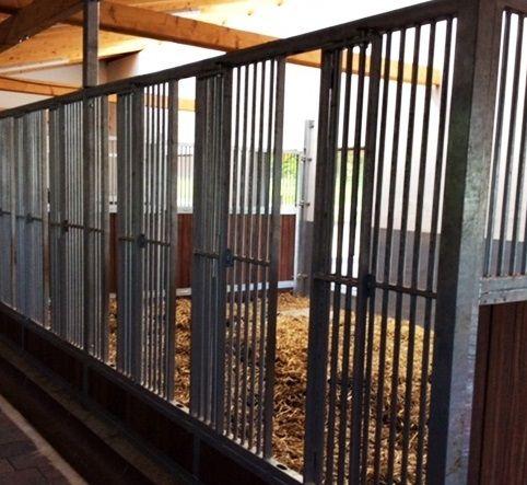 Euroman1 Mezynski Ogrodzenie Boksy Konie Stajnia Home Decor Room Divider Decor