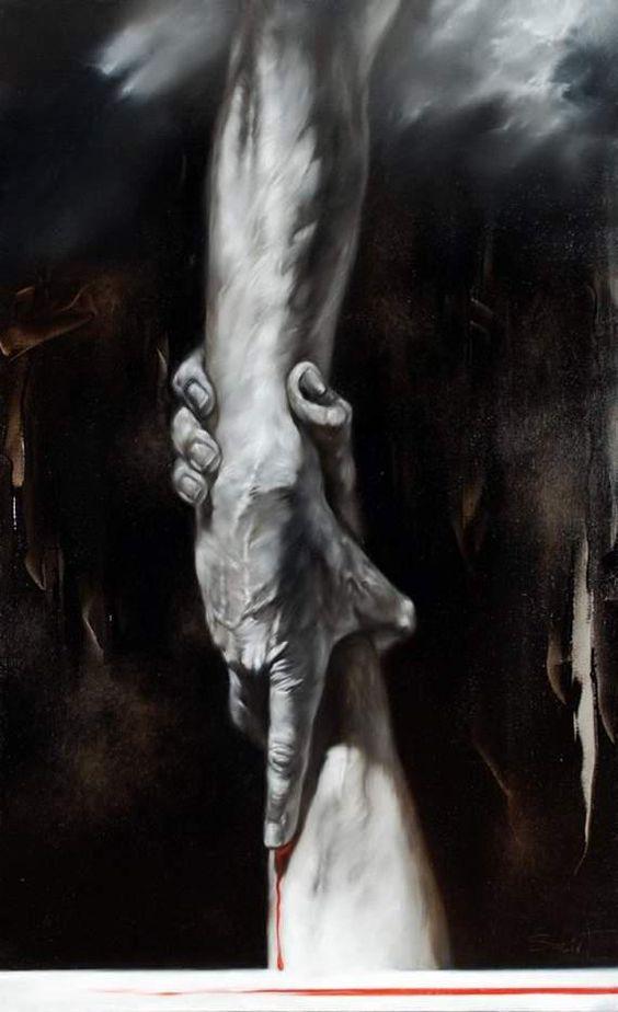 Jesus Hand: