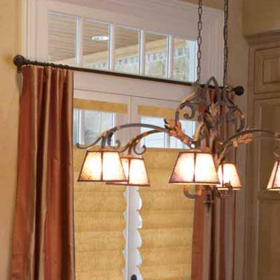 Wrought Iron Irons And Custom Curtains On Pinterest