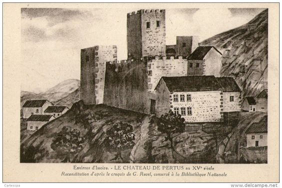 Issoire chateau - Delcampe.net