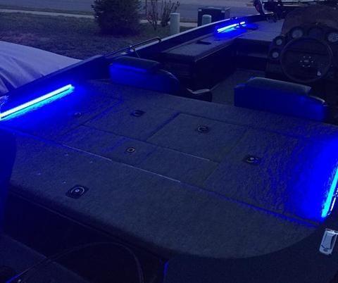 Premium Led Deck Lighting Kit For Boats Led Deck Lighting Boat Navigation Boat Navigation Lights