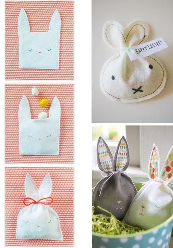 Diy des id es pour emballer vos cadeaux de p ques un joli - Decoration de paques facile ...
