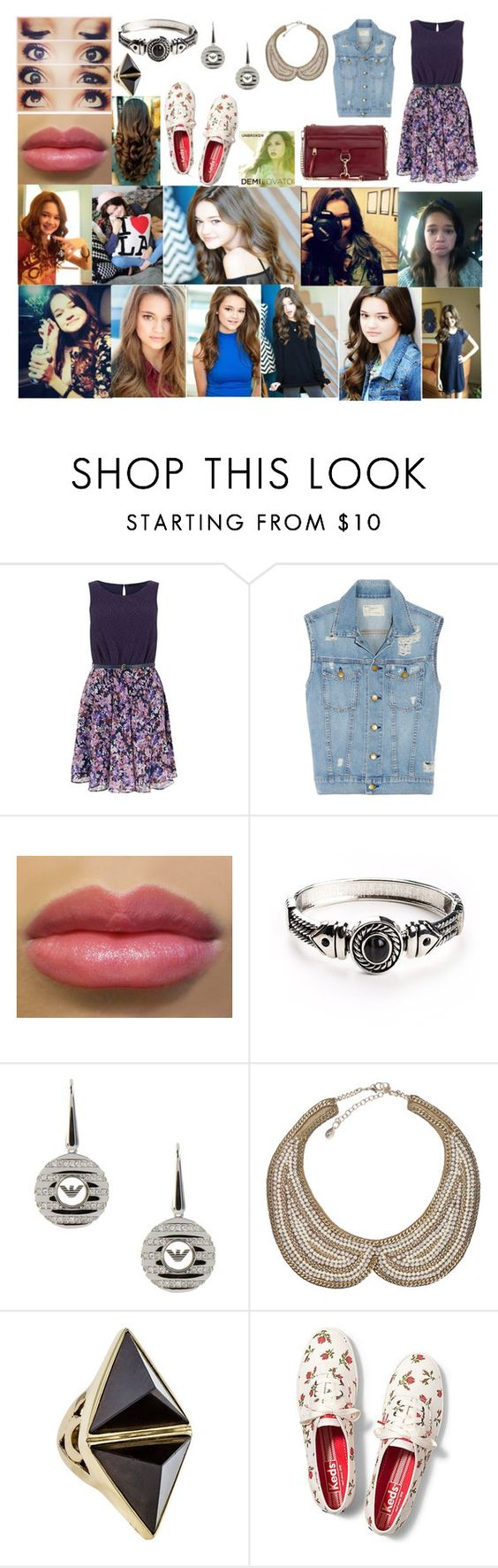 """""""Untitled #250"""" by trustsalvatore ❤ liked on Polyvore featuring Current/Elliott, Emporio Armani, Zimmermann, Keds and Rebecca Minkoff"""