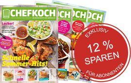 CHEFKOCH Magazin