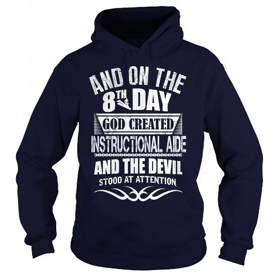 INSTRUCTIONAL AIDE T Shirts, Hoodies. Get it now ==► https://www.sunfrog.com/LifeStyle/INSTRUCTIONAL-AIDE-100052590-Navy-Blue-Hoodie.html?57074 $38.95