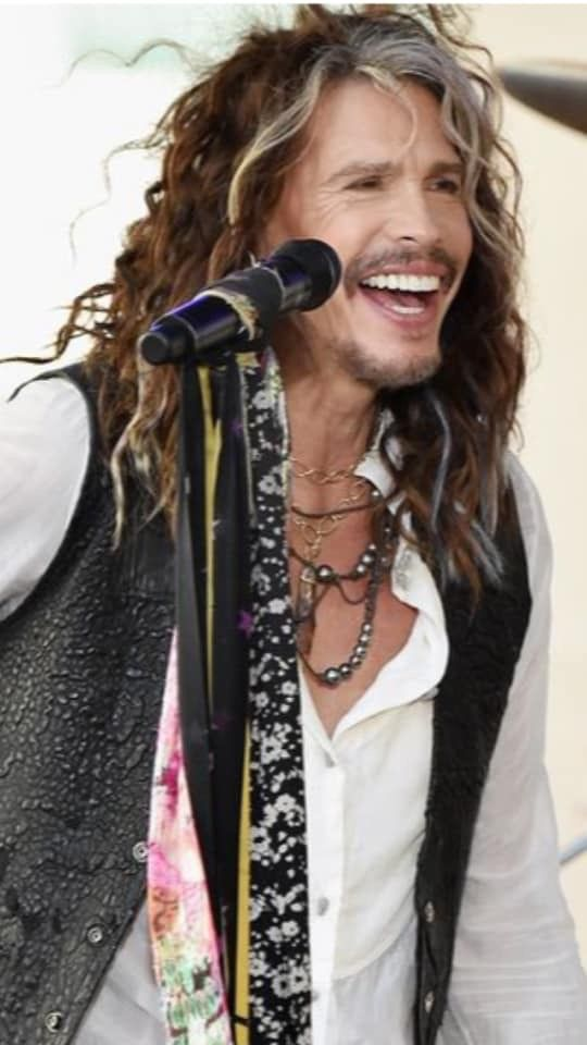 Pin By Sue Borer On Steven Tyler In 2020 Steven Tyler Aerosmith