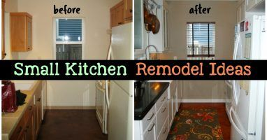 Small Kitchen Ideas On A Budget Before After Remodel Pictures Of Tiny Kitchens Clever Diy Ideas In 2020 Kitchen Remodel Small Small Remodel Small Kitchen Renovations