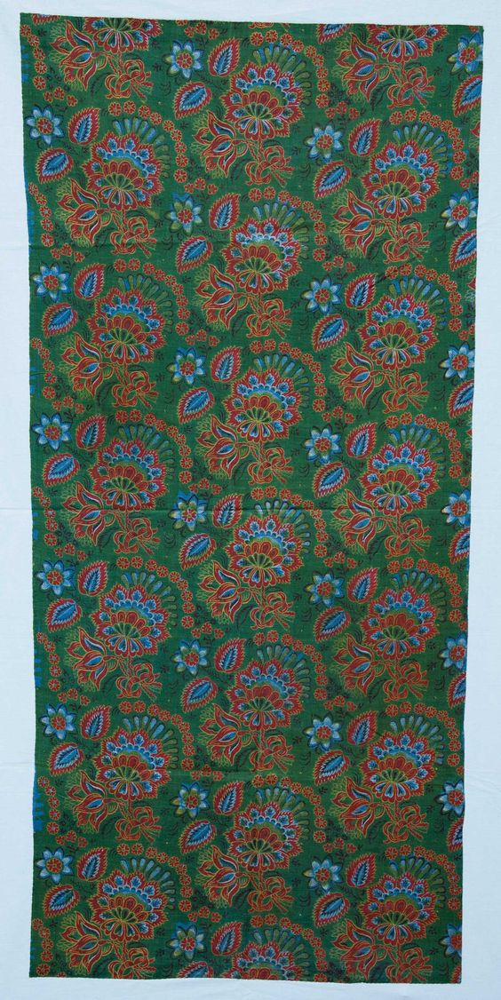 Russian Trade Cloth