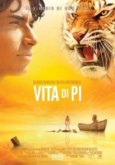 Vita di Pi, locandina italiana