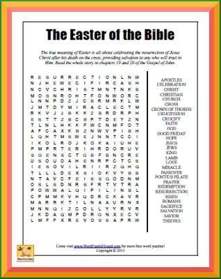 The true meaning of Easter is all about celebrating the ...