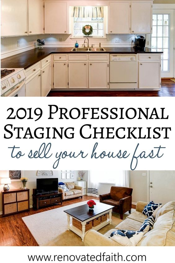 HOW I SOLD MY HOUSE IN 1 DAY - Check out my budget-friendly tips for selling your house fast including my staging checklist PDF printable so you are ready for home showings! Whether you are selling by owner or how to sell a house with a realtor, this free printable home selling checklist will help you sell your house with maximum ROI. I show you how to help you maximize ROI with minimal effort with easy budget-friendly renovations and my home staging ideas 2019. #homestaging #sellhouse