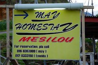 May Homestay - Tempat Tinggal Yang Best Di Kundasang