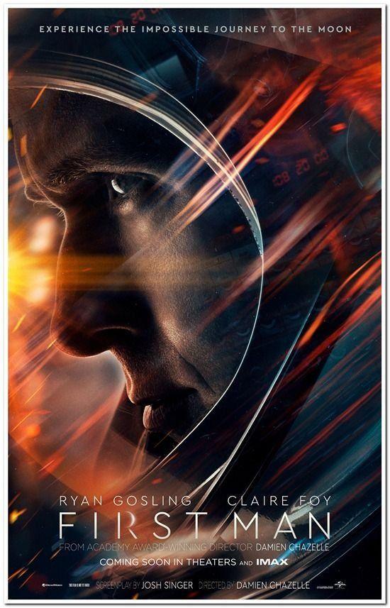 First Man 2018 Original D S 27x40 Advance Style Movie Etsy Man Movies Streaming Movies Online Streaming Movies