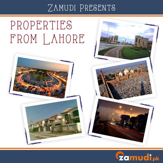 Zamudi.pk has the best properties in Lahore. So, Join us now.