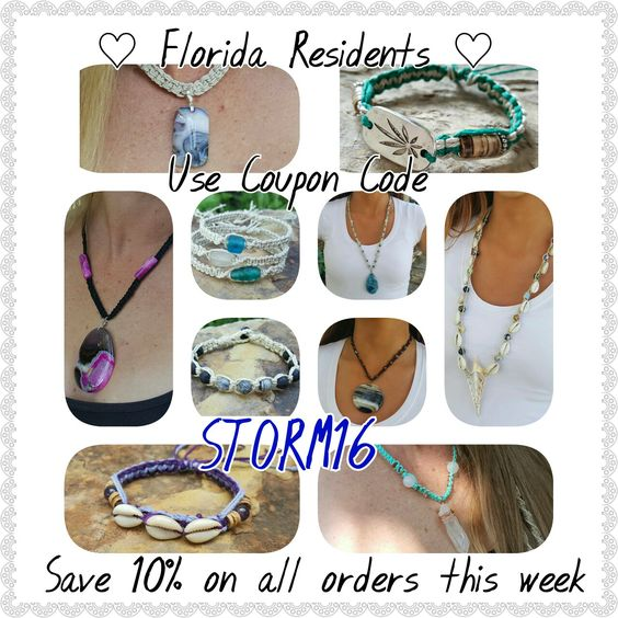 Florida Residents-  Jewelry SALE