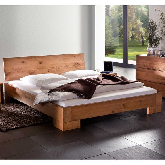 Dream massivholzbett ign design  Contemporary solid wood double bed - SONLADO - ZACK- | kreveti ...