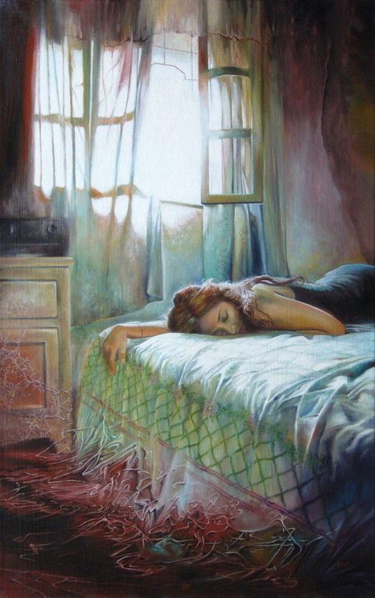 Paintings byWlodzimierz Kuklinski