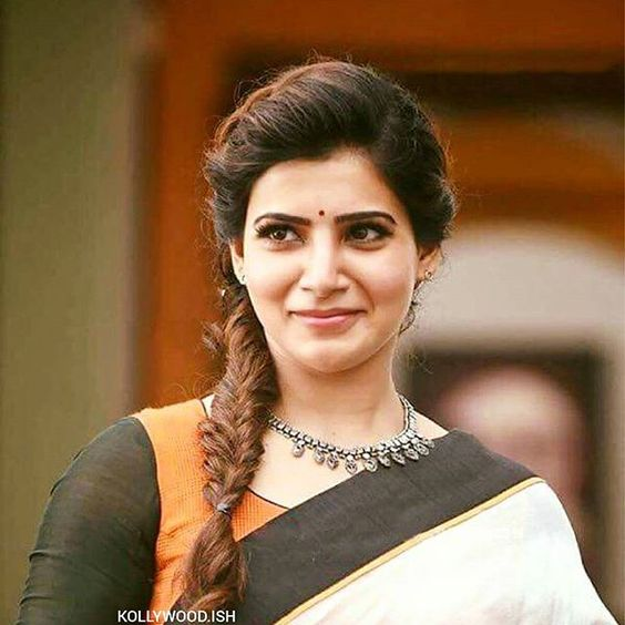 Samantha In Theri