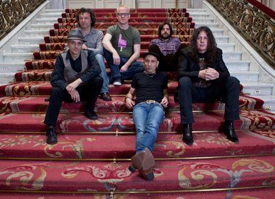Fito y los Fitipaldis en el Teatro Circo Price de Madrid desde el 3 al 7 de abril de 2013