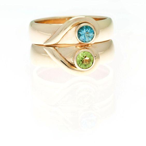 Nikki Barrett's gorgeous ring!
