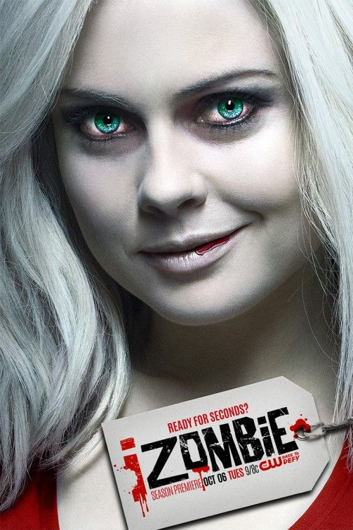 Click to View Extra Large Poster Image for iZombie
