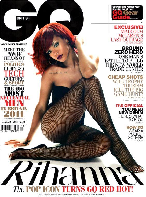 Rihanna on CG
