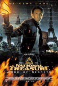National Treasure: Book of Secrets Movie Review | The Movies Center