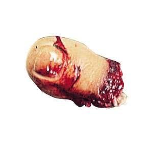 Severed Big Toe Halloween Prop