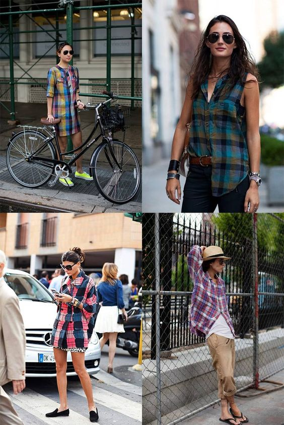 If You're Thinking About…..plaid