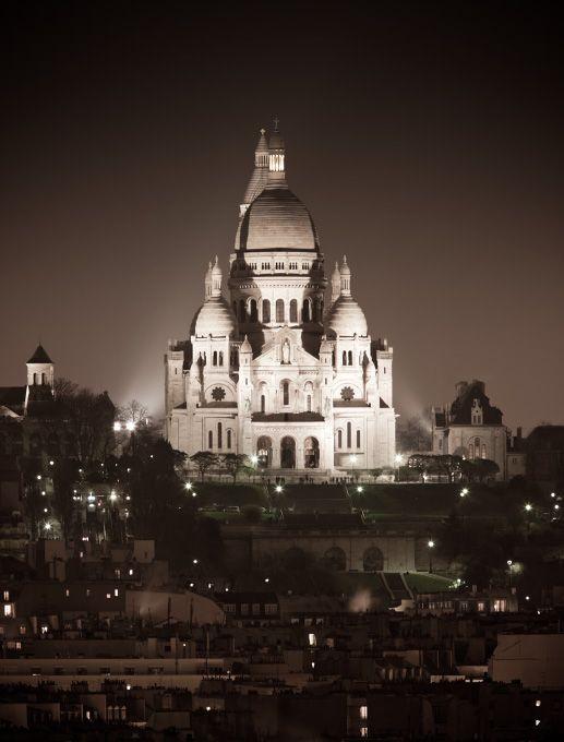 Basilique du Sacré Coeur, Paris