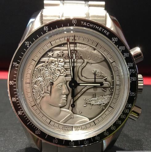 New Omega Speedmaster Apollo Xvii 40th Anniversary Men S Luxury Watch In Stock Limited Apollo Xvii Edition Luxury Watches For Men Mens Watch Brands Omega Man