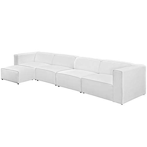 Modern Contemporary Urban Design Living Room Lounge Club Lobby Sectional Sofa Set Fabric Wh Living Room Lounge Living Room Designs Modern Contemporary Design