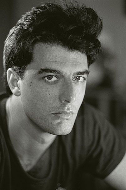 Early Head Shots / chris noth,1985