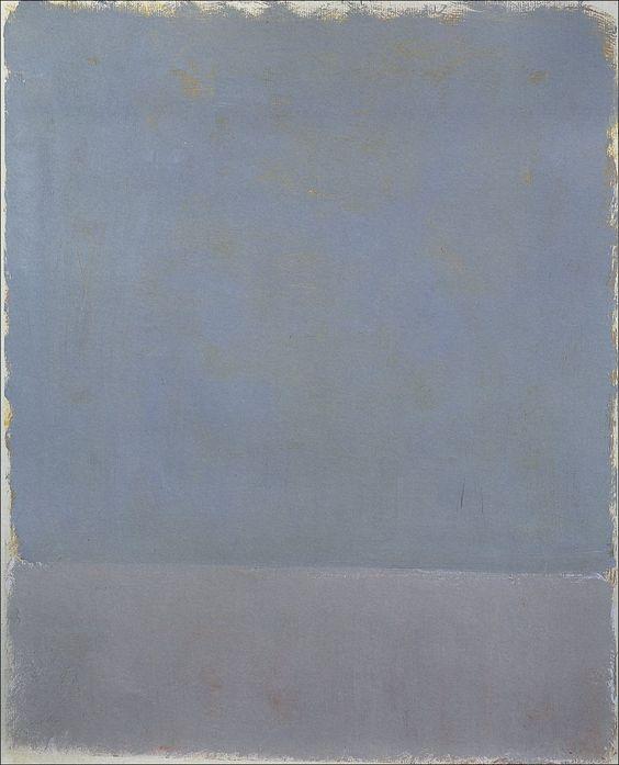 ..focus..damn it!   amare-habeo:   Mark Rothko - Untitled, 1969