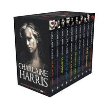 Southern Vampire Mysteries (True Blood series) by Charlaine Harris