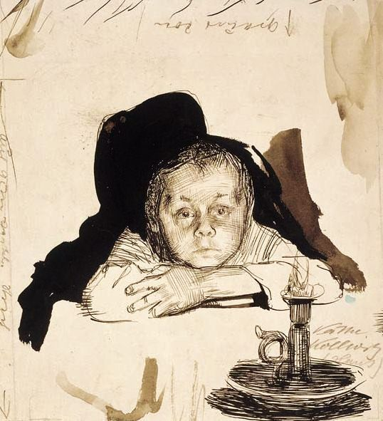 the life and art works of kathe kollwitz Join us for late night this friday when we will host artist käthe kollwitz of the   works on paper gallery contemplates the life and work of the german artist.