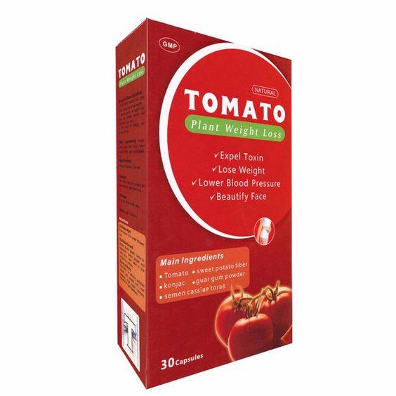 Tomato Plant Weight - Reductor de Peso -Control de Apetito