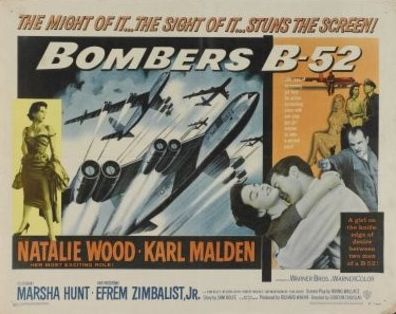 Bomber B52 is mostly a Defense Dept film. The inside view of SAC is up there with Dr Strangelove. The top pic is of B47s, which were replaced by B52s which as far as I found on the Internet are still...