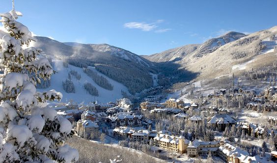 Beaver Creek.... I would love to go back! @Anna Tameling