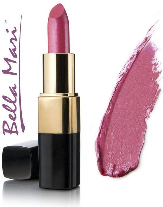 Bella Mari Lipstick Pink Pizzazz Shimmer