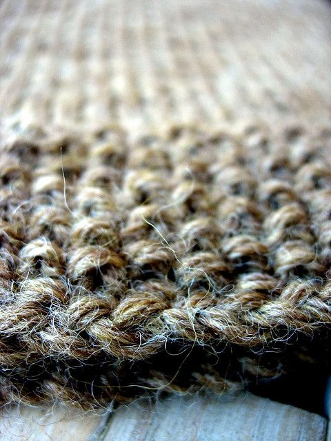 Fönn + Cobblestone = Irish Moss Sweater by mstlouis, via Flickr