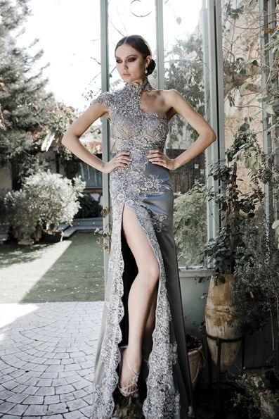 Evening dress Galia Lahav Collection 2010 wedding fashion ...