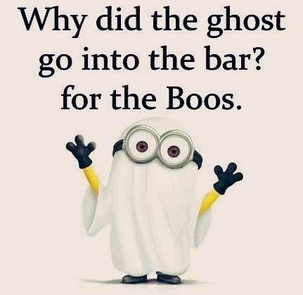 Image result for why did the ghost do into a bar